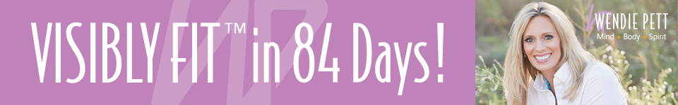 Visibly Fit In 84 Days